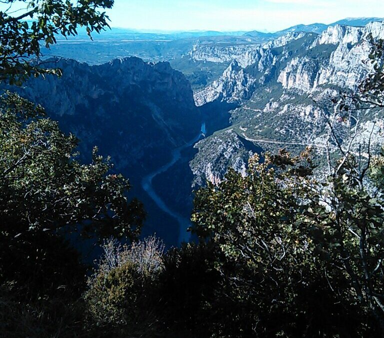 The Grand Canyon of France