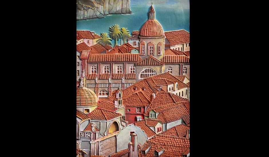 1.Dubrovnik - slide