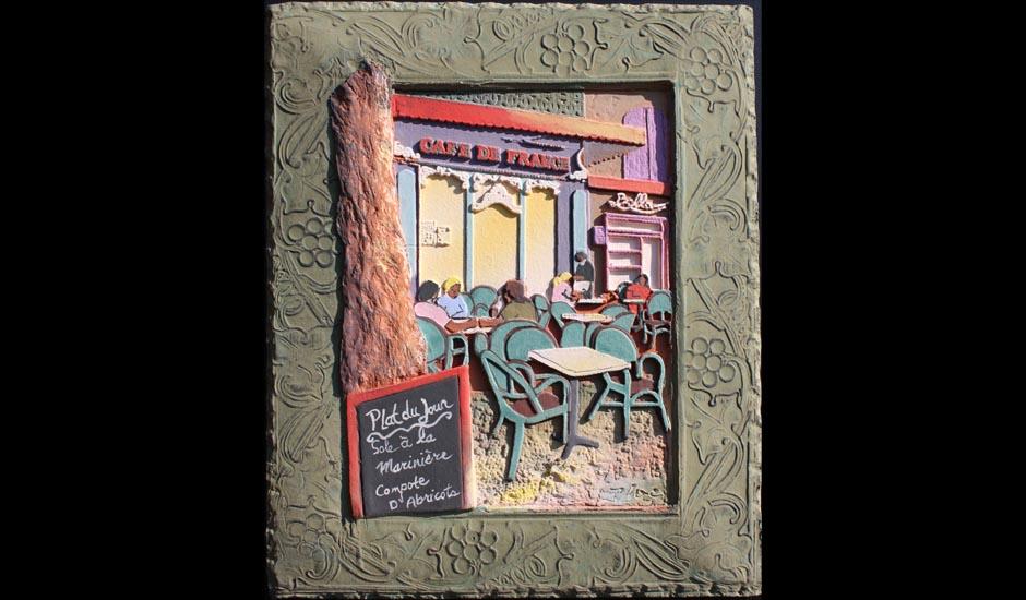 14.Cafe de France - slide