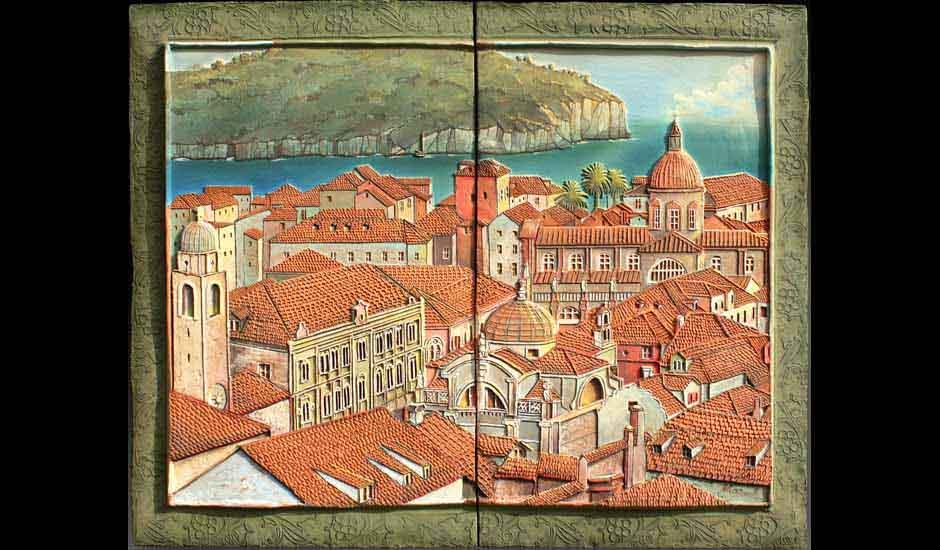 15.Dubrovnik Croatia - slide